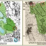 Comparazione Parco delle Cave (Parco Petrarca) 1994/1722