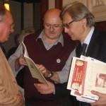 Conferenza con l'Assessore alla Cultura del Comune di Milano, Vittorio Sgarbi (2007)