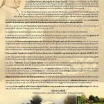 Manifesto 'Milano e Francesco Petrarca. Anno zero?' (2010)