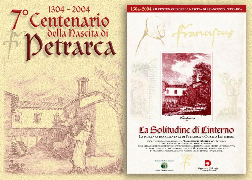 Presentazione a Palazzo Marino della brochure 'La Solitudine di Linterno' (2004)