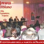 VII centenario della nascita di Petrarca - Convegno 'Petrarca a Milano' (2004)