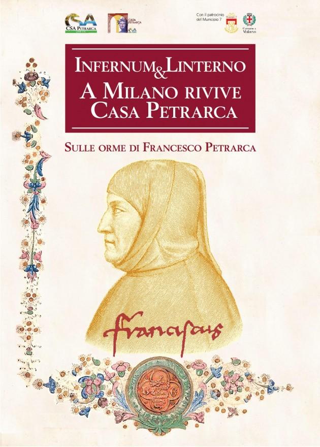 "Saggio storico ""Infernum&Linterno. A Milano rivive Casa Petrarca"" (2020)"