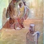 Natura morta. Olio su tela (1967)