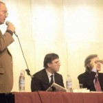 Dibattito con Vittorio Sgarbi allo Spazio Teatro 89 (2008)