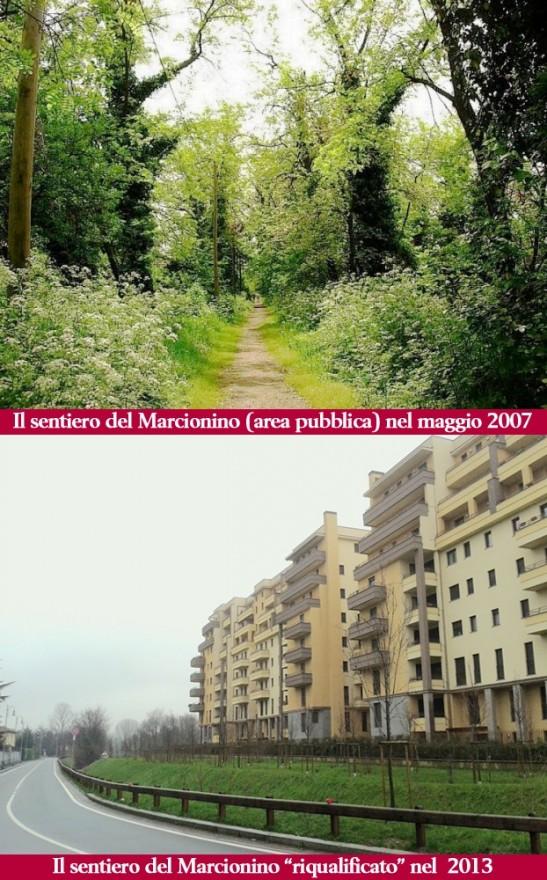 Sentiero del Marcionino (2007-2013)