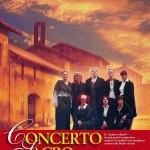 'Concerto Sacro natalizio'. Locandina (2010)