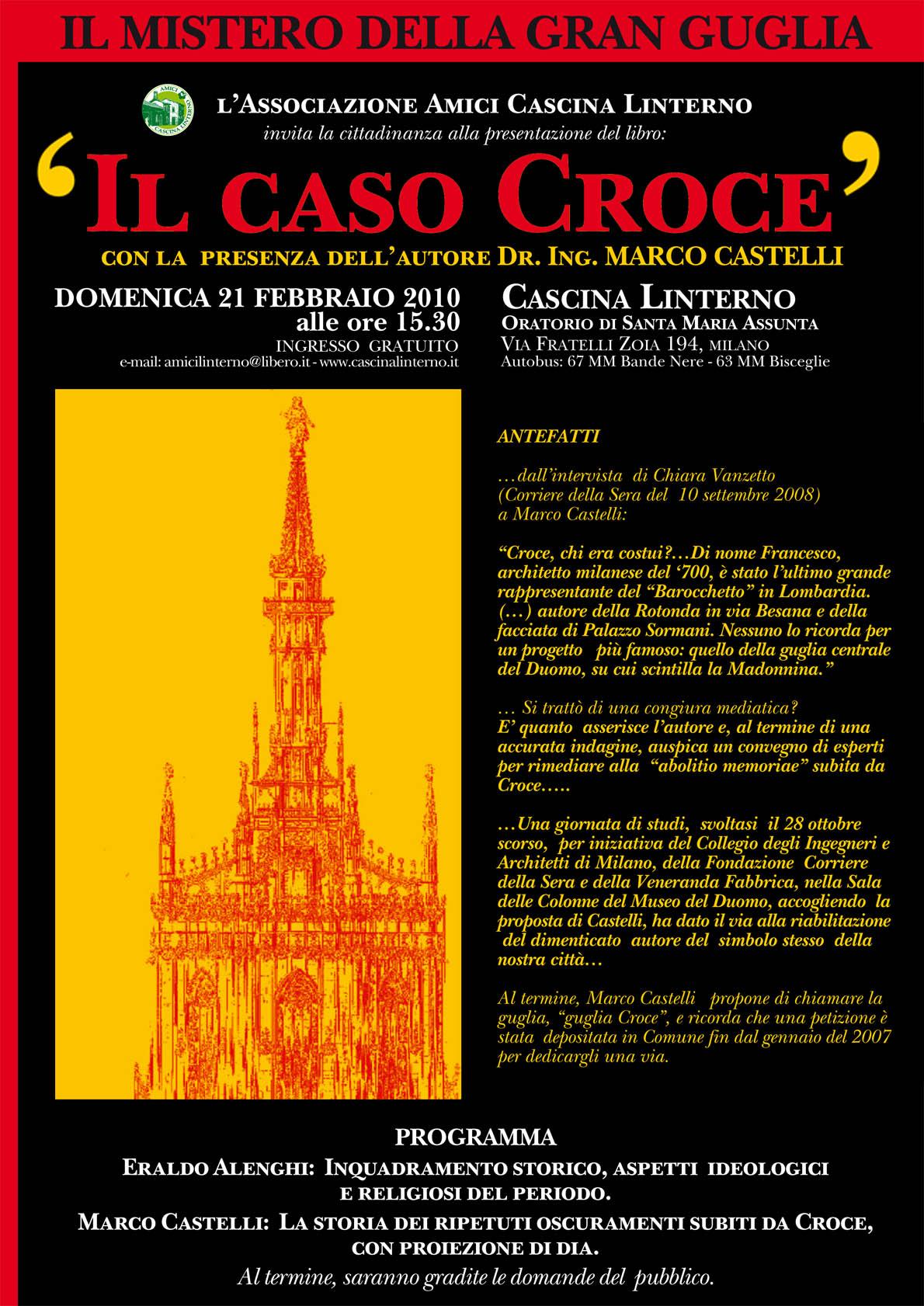 a cura di Marco Castelli e Eraldo Alenghi