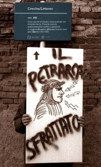 Il Petrarca sfrattato (2002-2011)