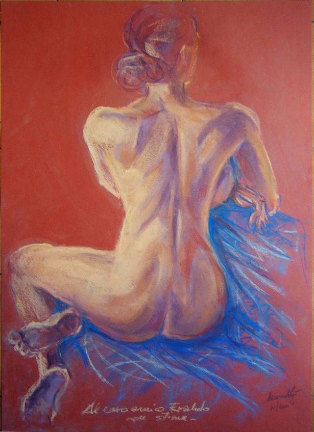 Studio di nudo seduto (2011)
