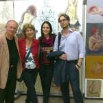 Scuola sup. d'Arte del Castello. Mostra collettiva laboratorio di Figura (2012)