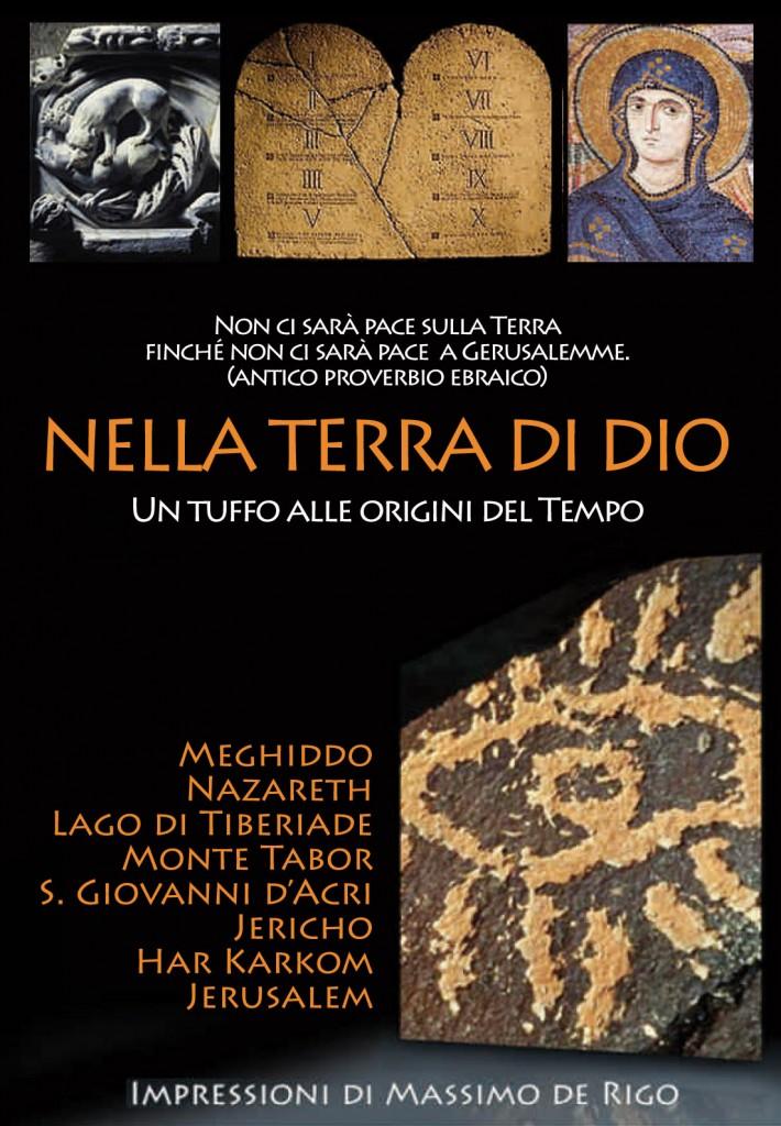 Nella Terra di Dio, copertina Dvd (2009)