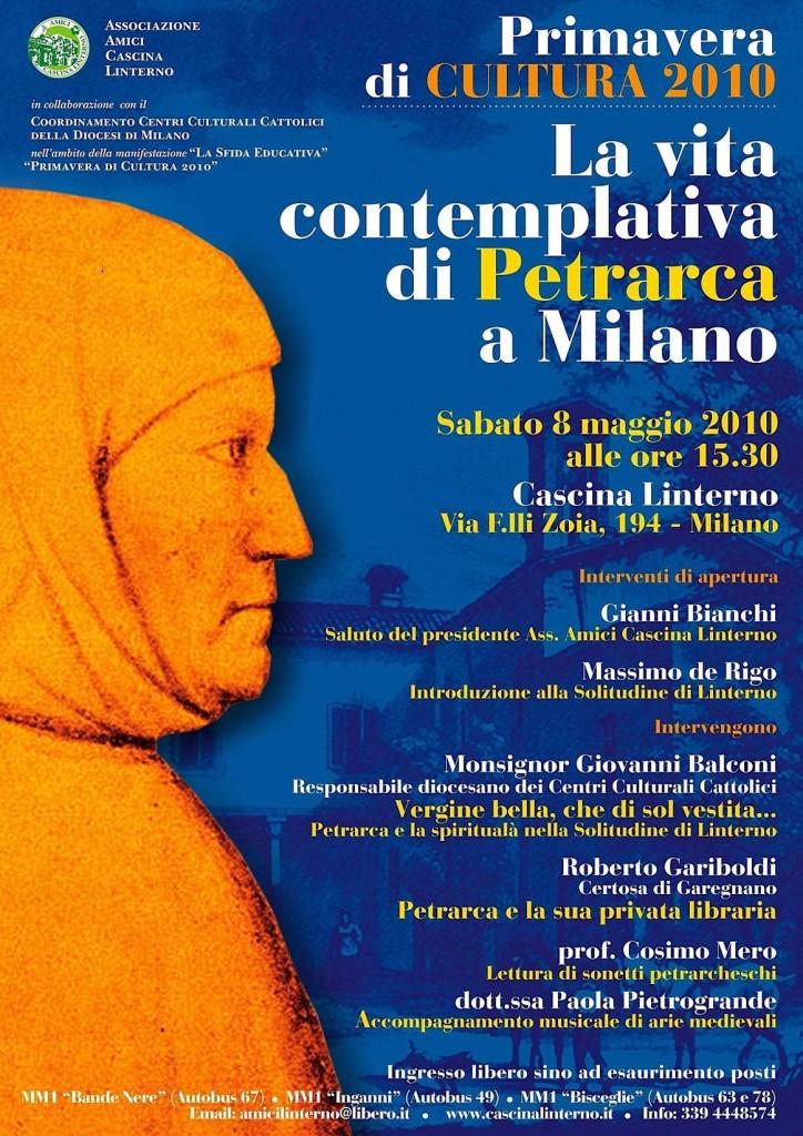 Petrarca e la spiritualità nella Solitudine di Linterno