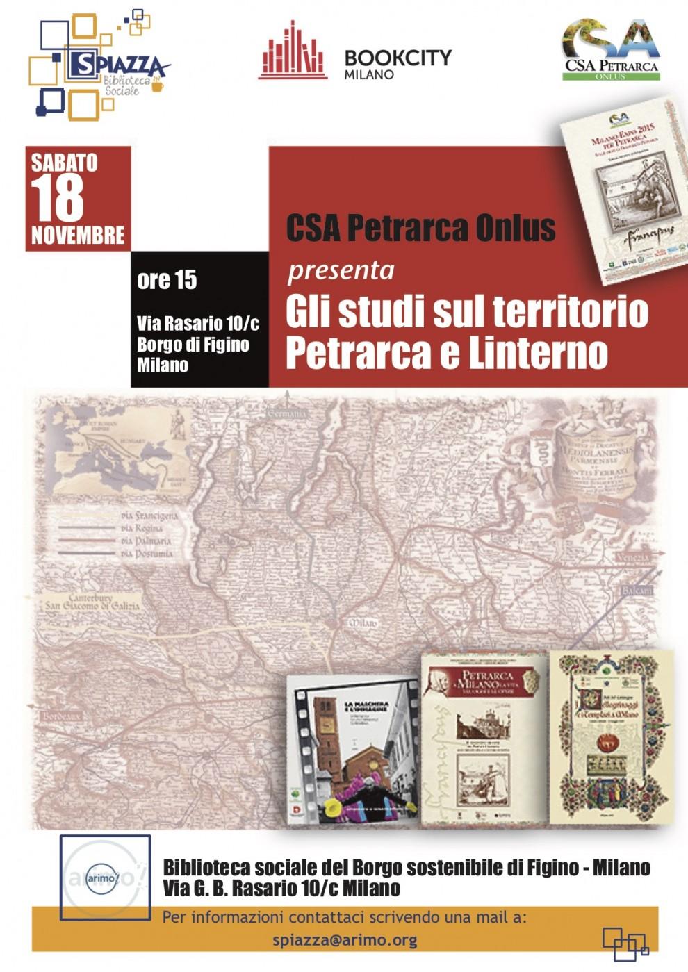 locandina_BookCity 2017_CSA Petrarca (2017)