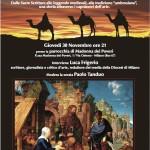 locandina Conferenza 'In viaggio con i Magi' (2017)