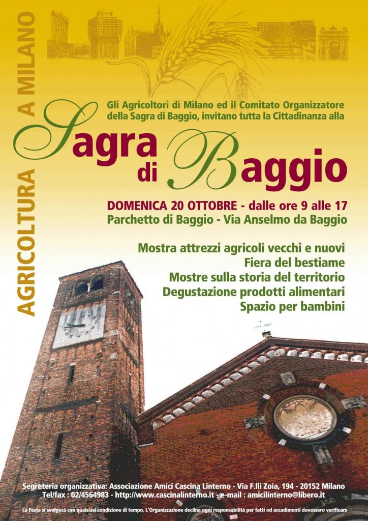 locandina Sagra di Baggio (2002)