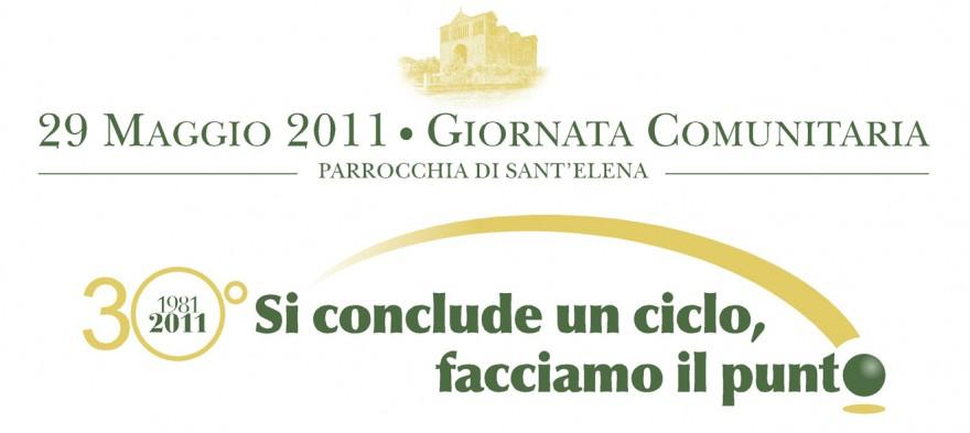 Giornata comunitaria Sant'Elena (2011)