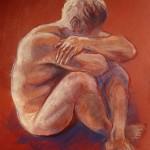 Solitudine. Pastello (2011)