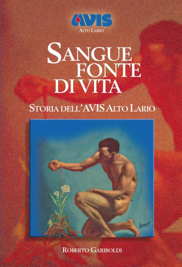 copertina Sangue Fonte di Vita (2009)
