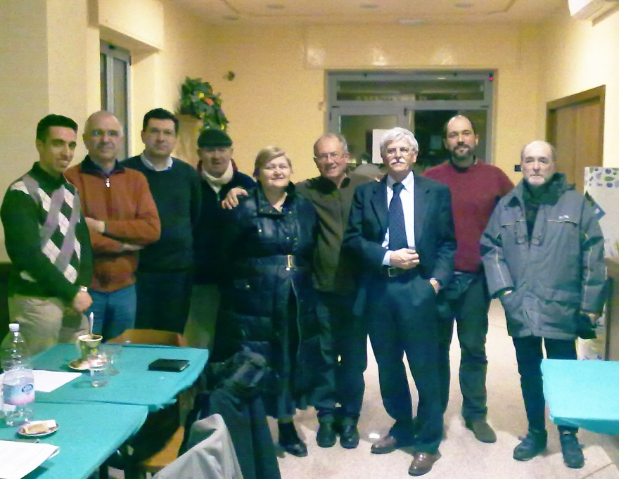 Gli amici del CSA Comitato Salvaguardia Ambiente e Cultura