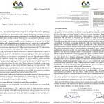 Lettera alle istituzioni cittadine_Oggetto: 5 milioni di interventi nel Parco delle Cave