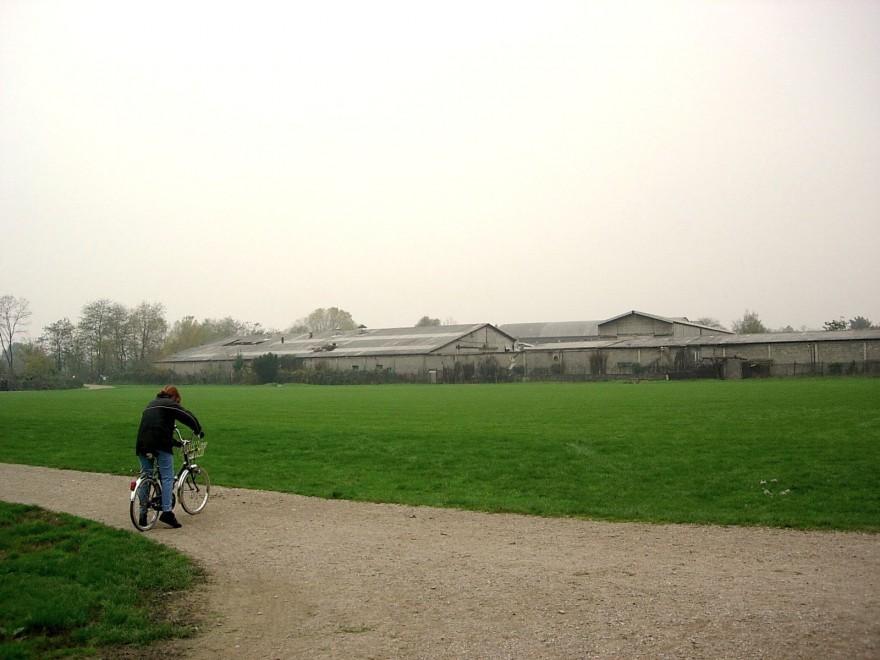 Ingresso nord est Parco delle Cave (2006)