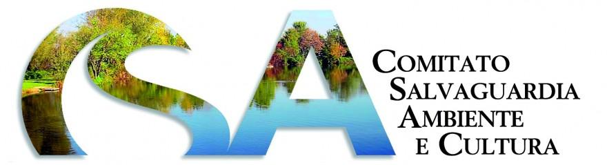 Logo CSA - Comitato Salvaguardia Ambiente e Cultura (CSA) - vivere i sentieri del Petrarca