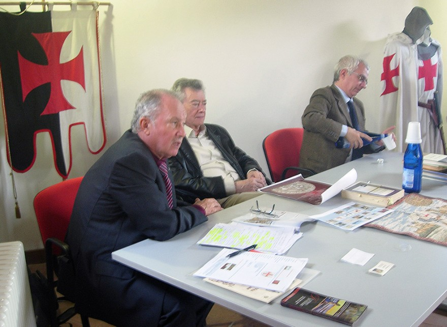 Conferenza a Morimondo sui Templari a Milano