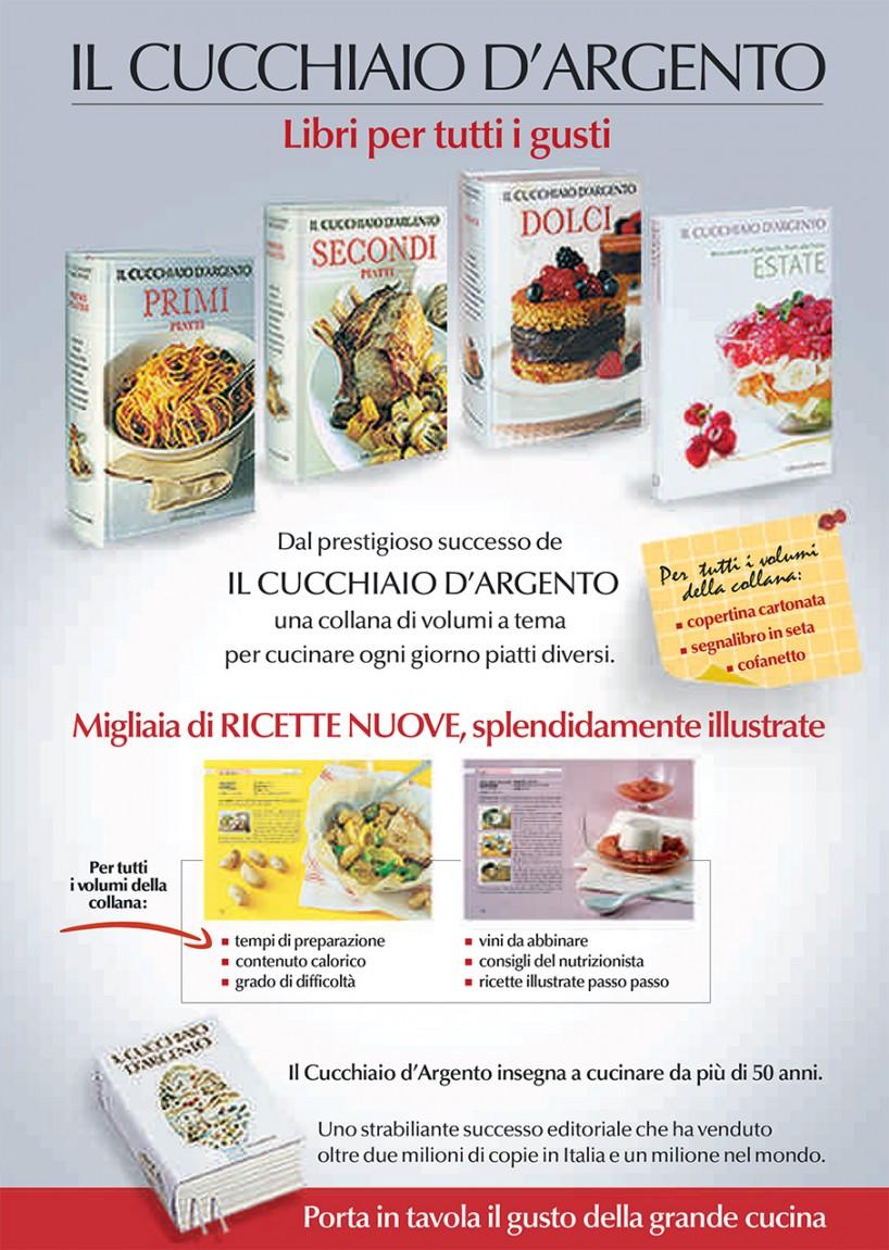 Pagina Cucchiaio d'Argento - (C) Editoriale Domus SpA