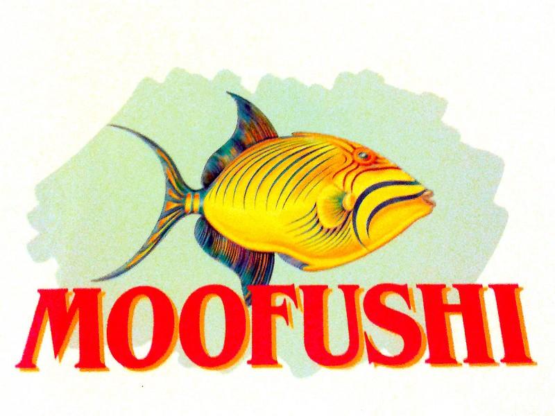 Moofushi, disegno per promozione Maldive. Pennarelli (1990)